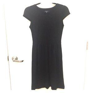 Classic black madewell dress
